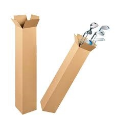Golf Club and Golf Bag Boxes