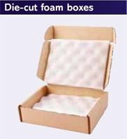 Die Cut Foam Boxes