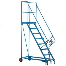 Express Heavy Duty Industrial Mobile Steps
