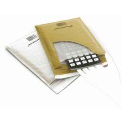 Masterline Bubble Mailers - Colour Gold